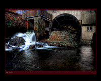 Grist Mill 1 by Steve Eis