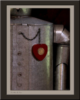 Tin Man On Time by AD Coletta